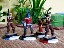 Bounty Hunters: Dengar, Kabe and a Chiss sniper