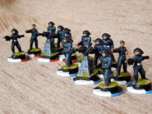 Imperial Navy heavy weapons teams