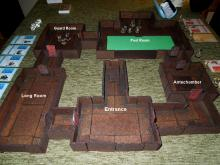 Dungeon layout